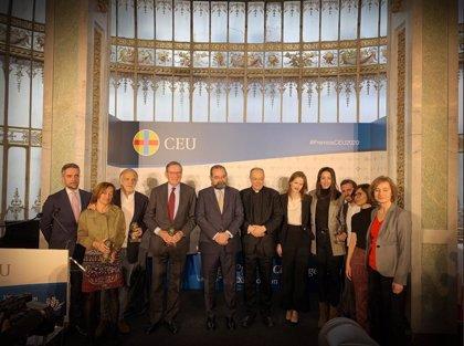 Los Premios CEU Ángel Herrera reconocen a personas, empresas y fundaciones por su labor social, docente e investigadora