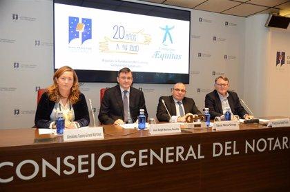 Fundación Aequitas, 'Premio Cermi.es 2019' por su compromiso con las personas con discapacidad y sus familias