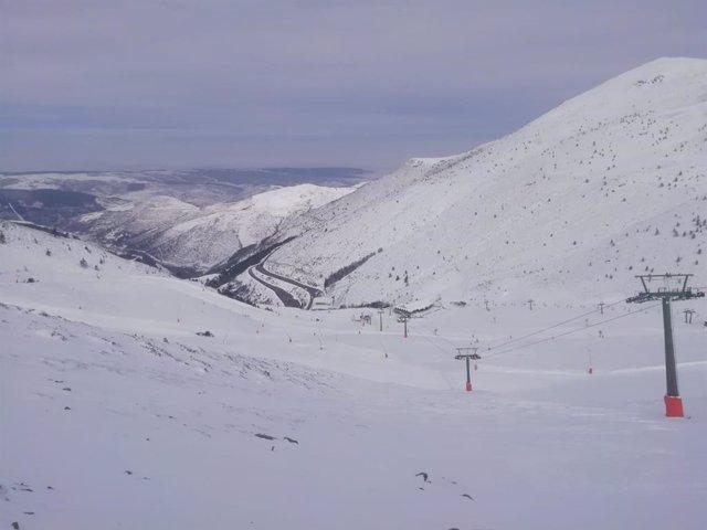 Estación de esquí de Valdezcaray de La Rioja