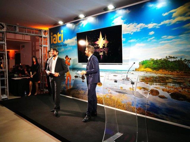 IATI premia a los mejores blogueros e influenciars de viajes de España