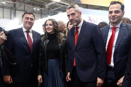 """Arrimadas rechaza una reforma penal como """"traje a medida"""" para Junqueras y dice que Sánchez """"ya no engaña a nadie"""""""