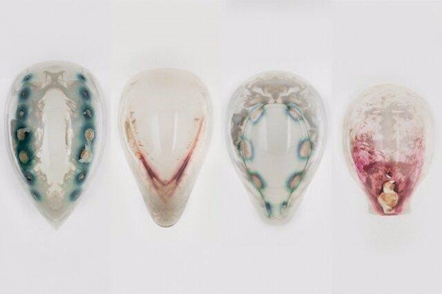 Objetos impresos en 3D que incorporan organismos vivos