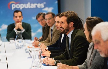 Casado exige a PSOE y Podemos depurar responsabilidades por casos de explotación sexual a menores en Mallorca y Valencia