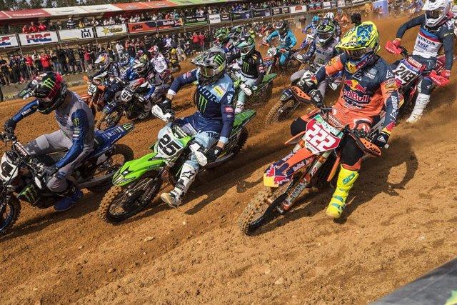 Madrid acogerá por vez primera el Campeonato del Mundo de Motocross