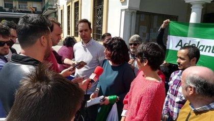 """Pilar González renuncia a su acta de concejal en Dos Hermanas para dedicarse """"plenamente"""" al Senado"""