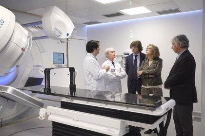 La consejera de Sanidad inaugura el acelerador lineal de Quirónsalud y destaca la colaboración público-privada