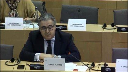 Zoido pregunta a la Comisión Europea cuándo logrará que EEUU retire los aranceles a productos agroalimentarios europeos