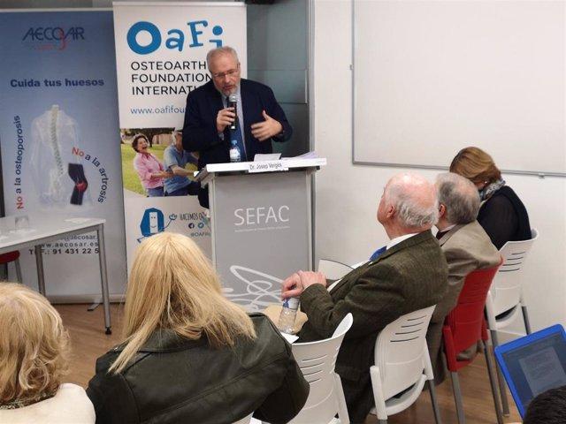 Josep Vergés, CEO de OAFI