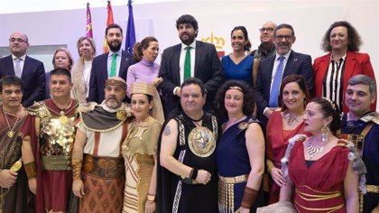 """Miras reivindica la candidatura de Cartagena a Patrimonio de la Humanidad por ser """"uno de los tesoros del mundo"""""""