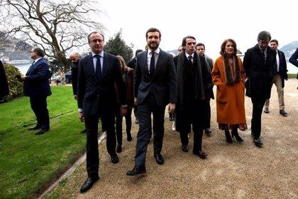 Casado anuncia querellas contra el Gobierno, Torra y Torrent si no ejecutan de inmediato la inhabilitación del president