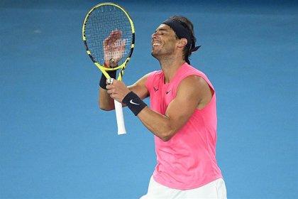 """Rafa Nadal: """"Noto la pelota muy pesada y no consigo hacer daño al rival"""""""