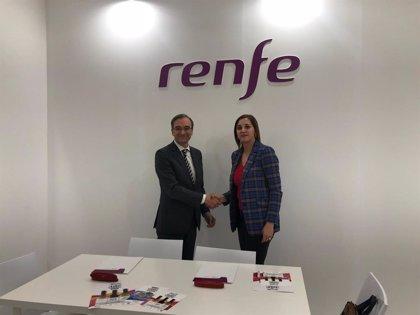 Fitur.- Diputación de Valladolid y Renfe impulsan el Tren del Vino y el del Canal