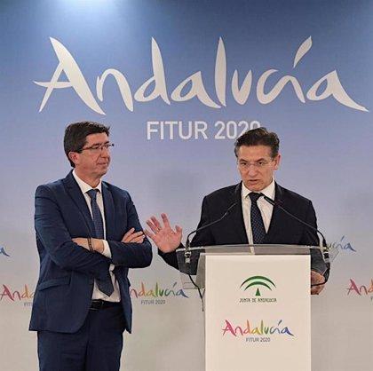Turismo.-Fitur.- El proyecto 'Granada, Capital Europea de la Cultura 2031' recibe el apoyo de la Junta