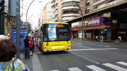 Los autobuses regionales en el área metropolitana de Murcia serán gratuito el viernes por episodio de contaminación