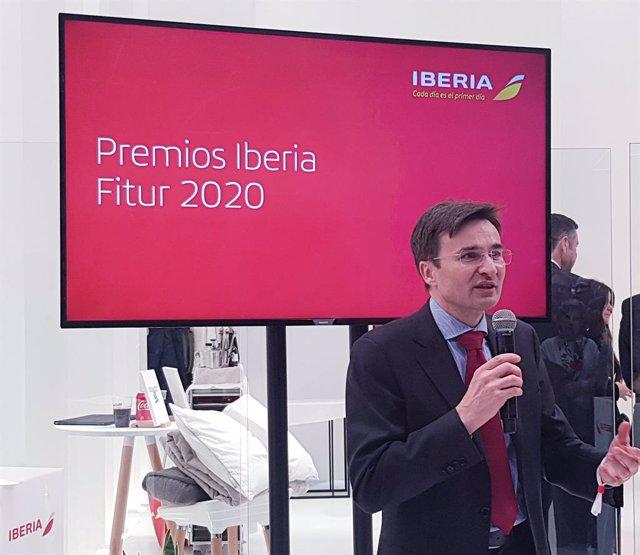 Marco Sansavini, director comercial de Iberia