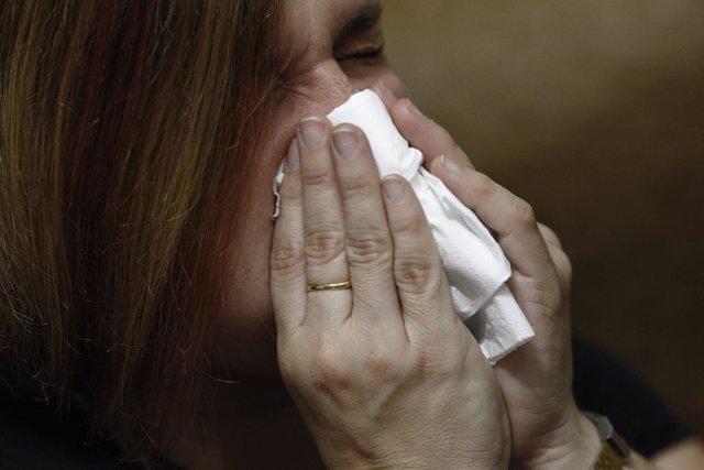 Grip (imatge d'arxiu)