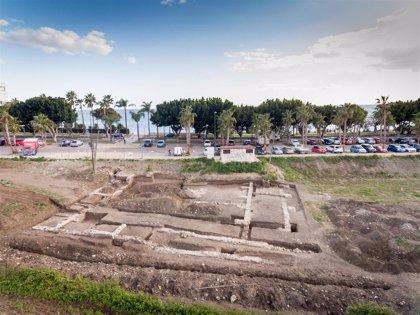 Aparecen nuevos asentamientos romanos del siglo I en varias excavaciones de Estepona (Málaga)
