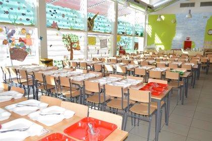 El 6% de los escolares españoles tiene al menos una alergia identificada en su menú del colegio, según un informe