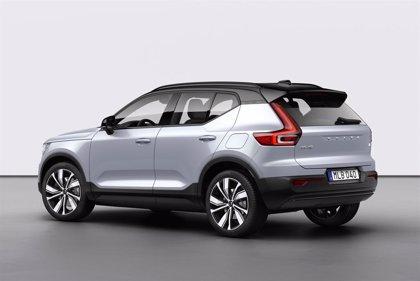 """Volvo recibe """"miles de pedidos"""" de su primer modelo eléctrico, que llegará a finales de año"""