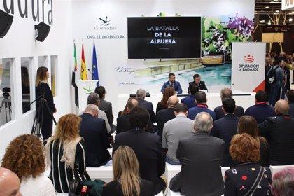 Fitur.- La Diputación de Badajoz empezará a desplegar en primavera una red con 165 puntos de información turística
