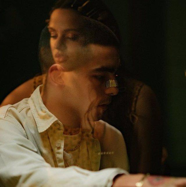 Rosalía y Omar Ayuso