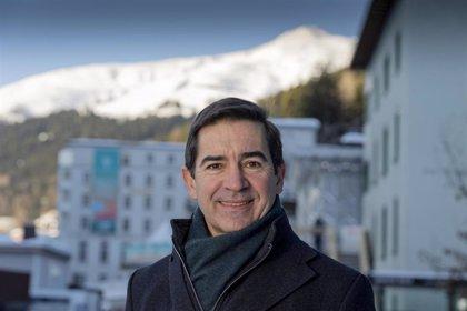 """Carlos Torres Vila (BBVA): """"Hemos conseguido movilizar 30.000 millones en financiación sostenible"""""""