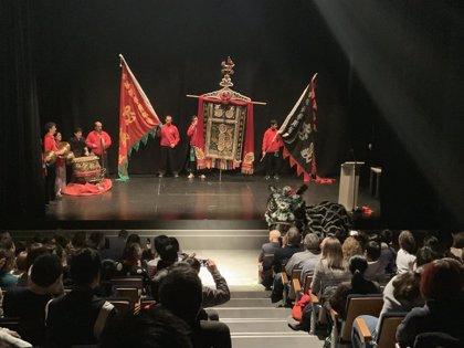 """Santos anima a la sociedad navarra a """"conocer más"""" a la población migrante de la Comunidad foral"""