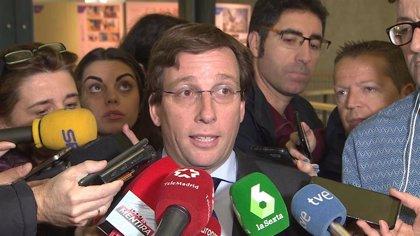 """Almeida muestra """"satisfacción"""" por el rechazo de medidas cautelares a la llegada de residuos del Este a Valdemingómez"""