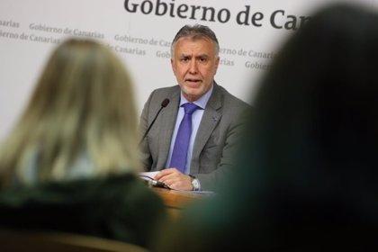 """El presidente canario se muestra a favor de reformar el código penal y rechaza que se trate de """"mercadeo"""" con ERC"""