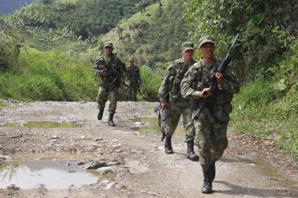 """La Fiscalía de Colombia acusa a un alto cargo del Ejército de ordenar """"claramente"""" el asesinato de un exguerrillero"""