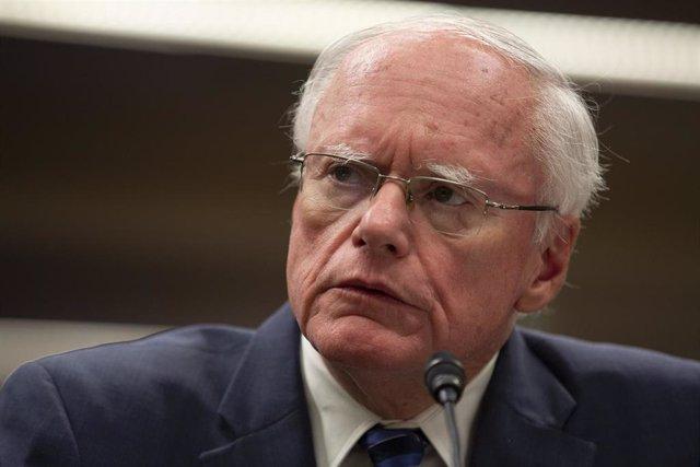El enviado especial para la Coalición Internacional contra Estado Islámico, James Jeffrey.