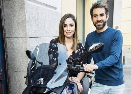 Candela Serrat y Daniel Muriel van a ser papás