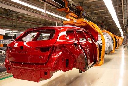 La planta de Seat en Barcelona, la que más vehículos fabricó en España en 2019