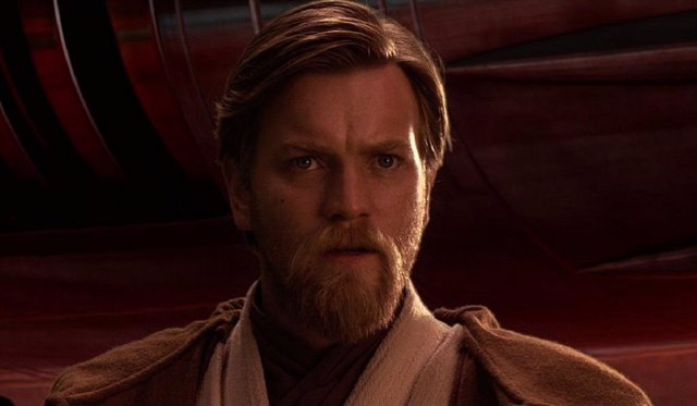 Ewan McGregor es Obi Wan Kenobi en Star Wars
