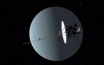 Se cumplen 34 años de la primera y única visita al planeta Urano