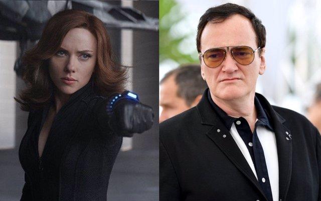 "Tarantino declara la ""guerra"" a Vengadores: Endgame"