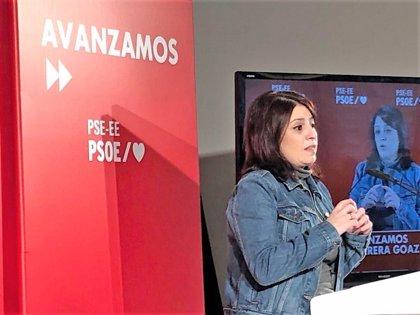 Lastra muestra el compromiso del PSOE con el cumplimiento el Estatuto y el calendario de transferencias