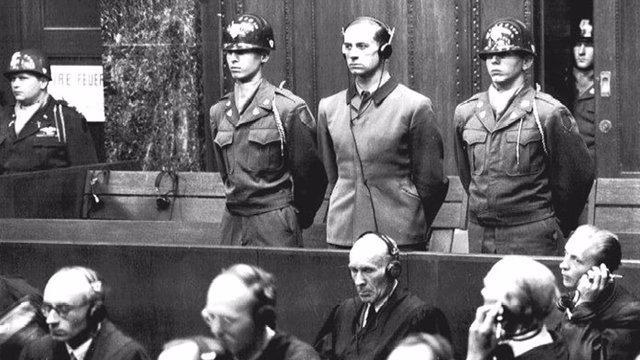 Imagen del documental 'A la caza de los nazis'
