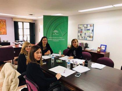 El IAM se reúne con un centenar de asociaciones de mujeres y entidades y les anuncia nuevas bases para las subvenciones