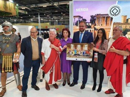 Mérida revivirá su época romana en 'Emerita Lvdica', que incluirá conferencias, talleres y recreaciones