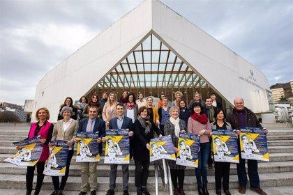Entidades vascas se unen para celebrar el Día Internacional de la Mujer y la Niña en la Ciencia en San Sebastián