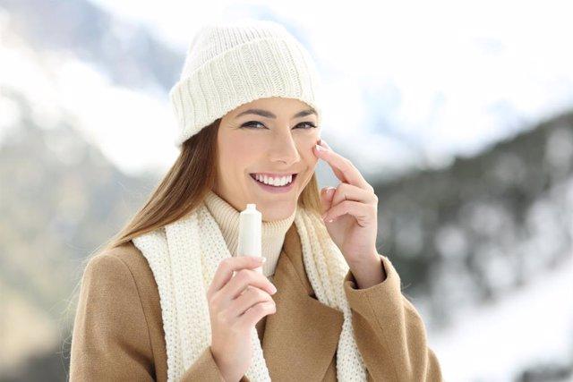 Cuidados extra para la piel con frío y nieve