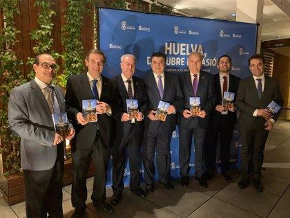Huelva presenta una guía para promocionar la ciudad y su Semana Santa