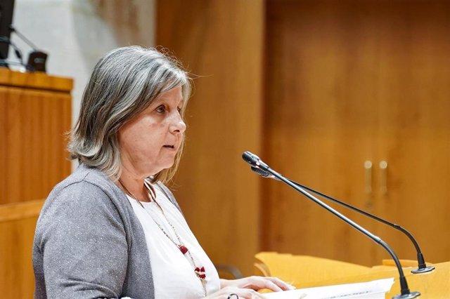 Beatriz García, diputada de Ciudadanos