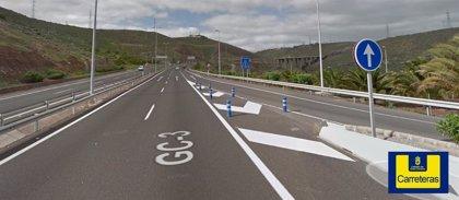 El Cabildo de Gran Canaria comenzará este domingo los trabajos de reparación de la GC-3