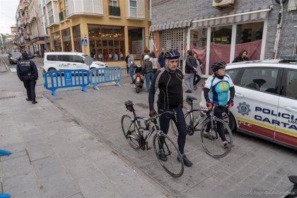 Remiten los valores de contaminación en Cartagena, aunque dentro del nivel 3 de alerta