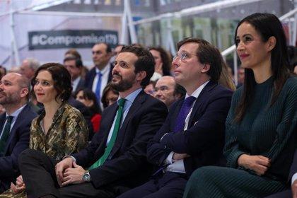 """Almeida y Villacís defiende la entrega de las Llaves de Oro a Guaidó, que encarna """"la democracia, derechos y libertades"""""""