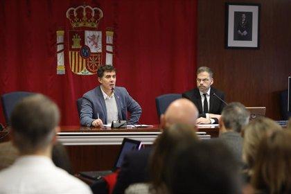 """Santos afirma que la mediación es """"la atención primaria de la Justicia"""" porque """"evita los colapsos"""""""