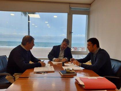 La Junta acometerá en febrero la demolición de la séptima fase del Cerro del Moro, en Cádiz
