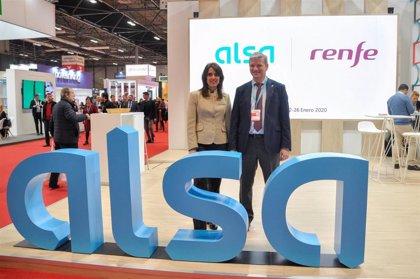 Renfe ratifica acuerdos con Iberia y Alsa para vender billetes de 'Tren & avión' y 'Tren & Bus'